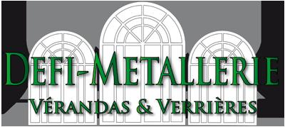 Logo d fi metallerie veranda et verri res int rieur for Cout verriere exterieure