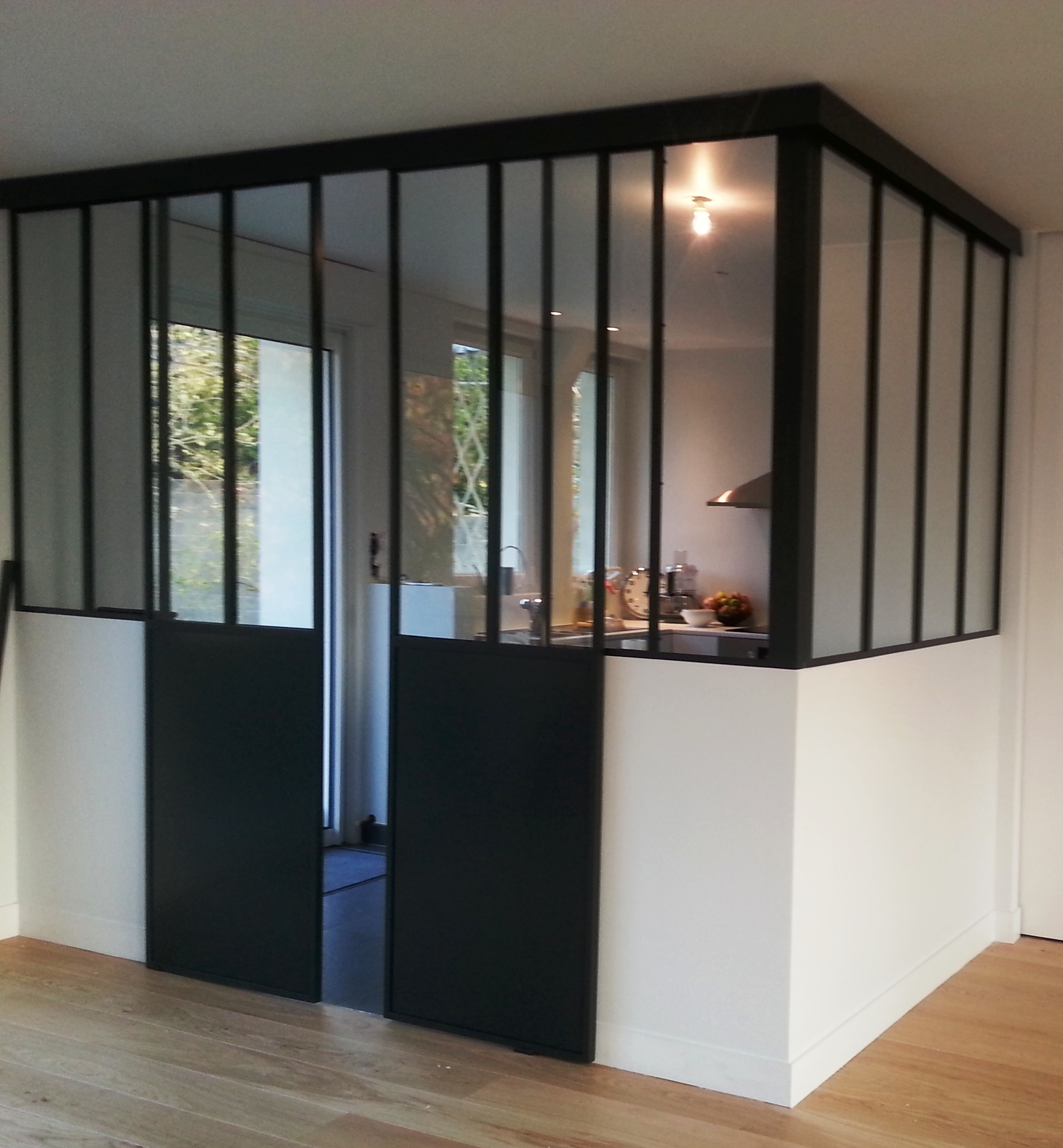 Installation thermique dimension porte coulissante for Dimension porte interieur 83