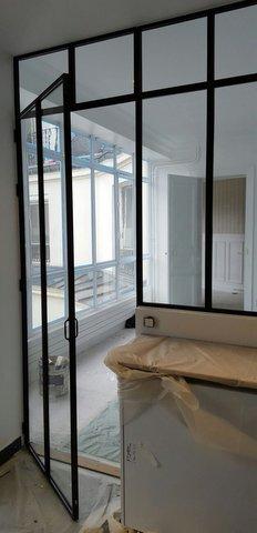 defi m tallerie les r alisations en verri res d. Black Bedroom Furniture Sets. Home Design Ideas
